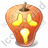 Halloween Pumpkin Scream Icon