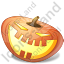Halloween Pumpkin LOL Icon
