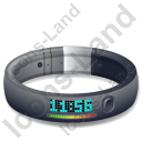 Activity Tracker Icon, PNG/ICO, 128x128