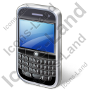BlackBerry Icon, PNG/ICO, 128x128