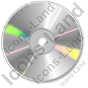 CD Icon, PNG/ICO, 128x128