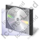 CD Case 1 Icon