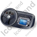 Car Head Unit Icon