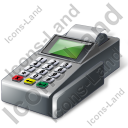 Credit Card Terminal Icon