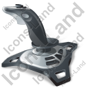 Flight Simulator Icon, PNG/ICO, 128x128