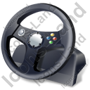 Gaming Wheel Icon