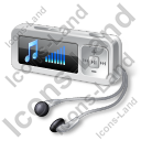 MP3 Player 2 Icon