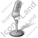 Microphone 3 Icon