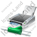 Network Printer 1 Icon