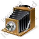 Photo Camera Retro Icon