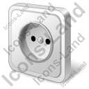 Power Socket 1 Icon