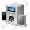 Speaker System Right Speaker Icon