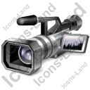 Video Camera Professional Icon