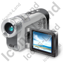 Video Camera Recorder Icon