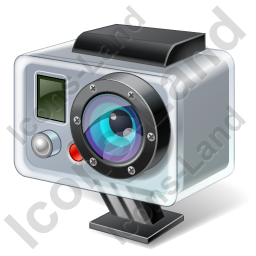 Action Video Camera Icon