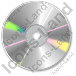 CD Icon, PNG/ICO, 256x256