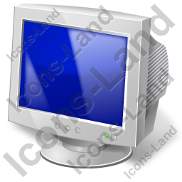 Display CRT Icon