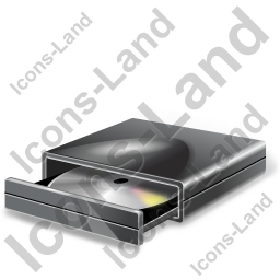 External CD Writer Icon