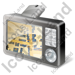 GPS Navigation Device 1 Icon