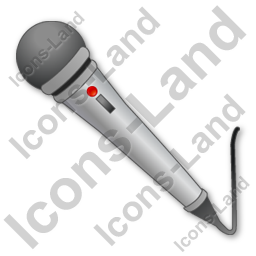 Microphone 4 Icon