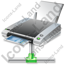 Network Printer 2 Icon
