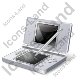 Nintendo DS Icon, PNG/ICO, 256x256