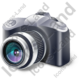Photo Camera Professional Icon