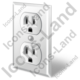 Power Socket 2 Icon