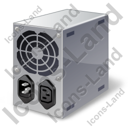 Switched Mode Power Supply Icon