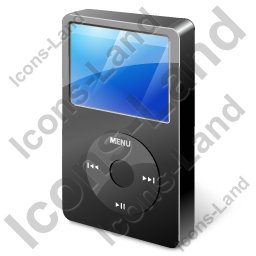 iPod_Black Icon