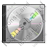 CD Case 2 Icon, PNG/ICO, 48x48