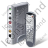 External TV Tuner Remote Control Icon