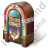 Jukebox Icon, PNG/ICO, 48x48