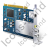 TV Tuner Card 2 Icon, PNG/ICO, 48x48