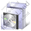 CD Box CD Case Icon