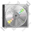 CD Case 2 Icon, PNG/ICO, 64x64