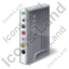 External TV Tuner Icon, PNG/ICO, 64x64