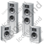 Home Theater System Speakers Icon