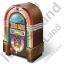 Jukebox Icon, PNG/ICO, 64x64