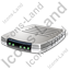 Modem Grey Icon