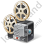 Movie Projector Retro Icon