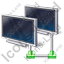 Network Video Icon