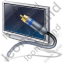 Plasma Display Cable Icon