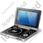 Portable DVD Player Icon, PNG/ICO, 64x64