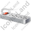 Power Strip 2 Icon, PNG/ICO, 64x64