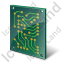 Printed Circuit Board Icon