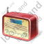 Radio Retro Icon