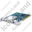 TV Tuner Card 1 Icon, PNG/ICO, 64x64