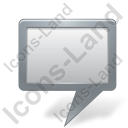Map Marker Board Grey Icon, PNG/ICO, 128x128