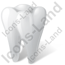 Tooth Icon, PNG/ICO, 128x128